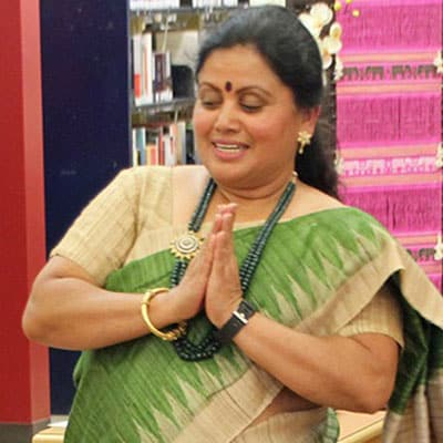 photo of karthi rajamani